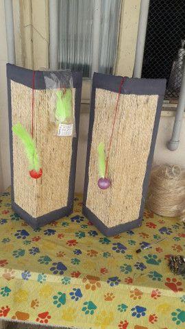 ARRANHADORES TIPO CANTO DE SOFA E CAMA BOX  - Foto 4