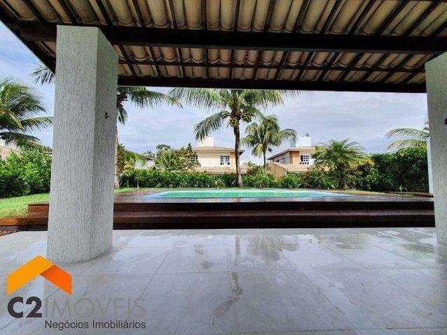 Casa  em condomínio de luxo, duplex, 03 suítes,, 500m2 em Itapoan/Pedra do Sal. - Foto 6