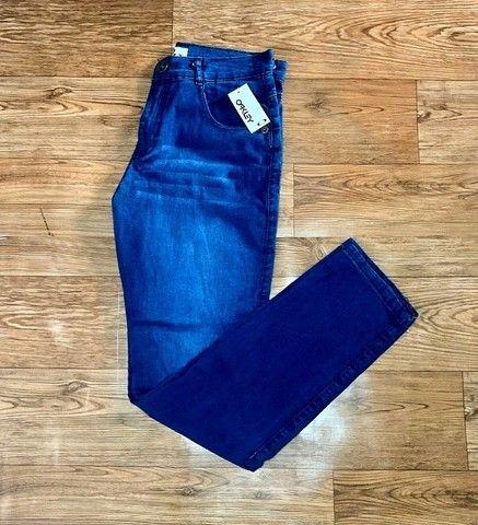 Calça Jeans masculina c/ lycra - Foto 4