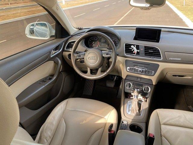 Audi Q3 2.0 tfsi quattro 2013 bx-km (caramelo+teto) - Foto 5