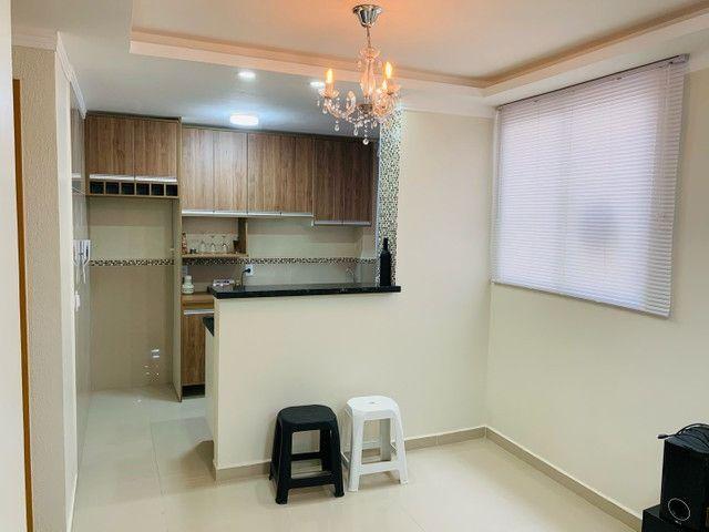 Lindo Apartamento Condomínio Castelo Di Palma Próximo Uniderp - Foto 2