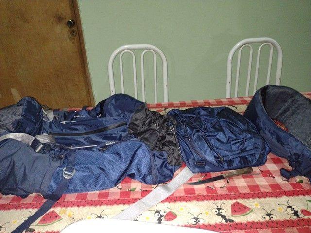 Vendo mochila Symbiom Quechua