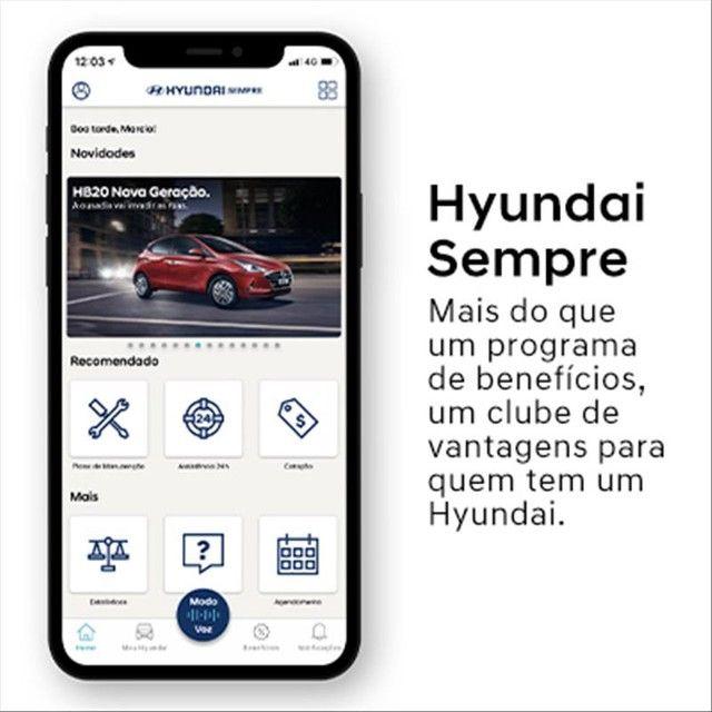 Hyundai Hb20s 1.0 12v Evolution - Foto 6