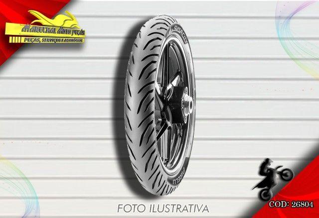 Pneu 100/80-18 S/ Câmara Pirelli  Super City (26804)