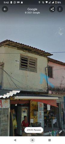 Casa no 1° andar em jardim Brasil 1, Rua Paraná