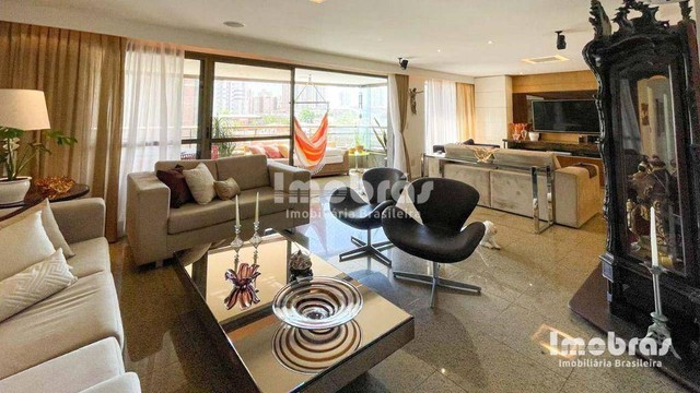 Ed. Lucca, apartamento com 4 dormitórios à venda, 207 m² por R$ 1.300.000 - Aldeota - Fort - Foto 2