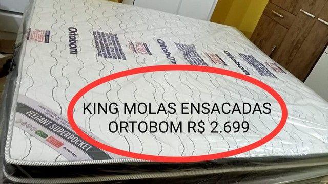 PROMOÇÃO BOX KING ORTOBOM