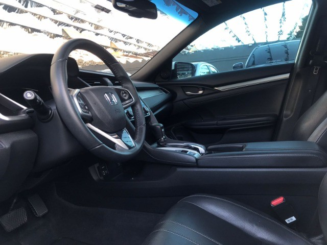 Honda Civic Touring 1.5 Turbo Aut Ano 2017 - Foto 12