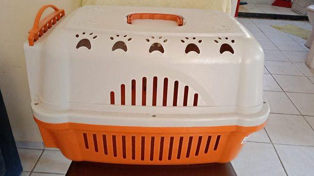 Caixa de transporte para cães. - Foto 2
