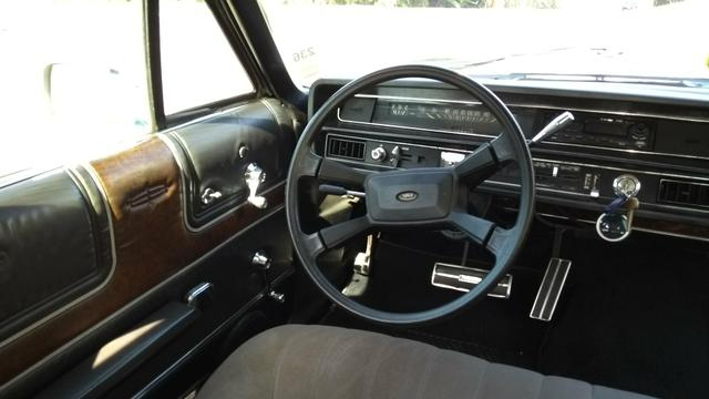 FORD GALAXIE LANDAU 1982 AUT