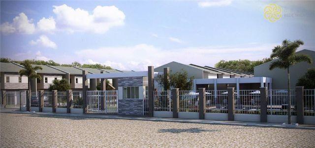 CA0064 - Casa duplex 130 m², 3 suítes, 2 vagas, Residencial Pamplona, Guaribas, Eusébio - Foto 20
