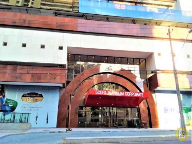 Escritório para alugar em Aldeota, Fortaleza cod:48466