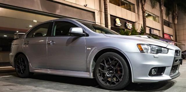 Mitsubishi Lancer Evolution X 2011, Vendo Ou Passo Financiamento!