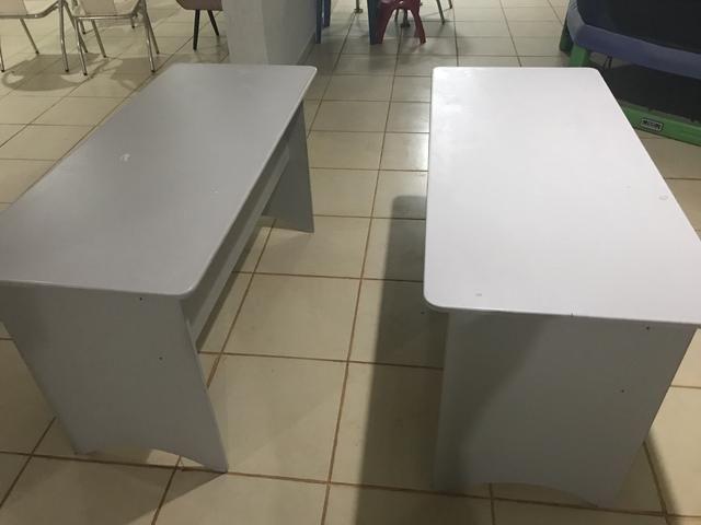 Mesa para escritório 3 unidades