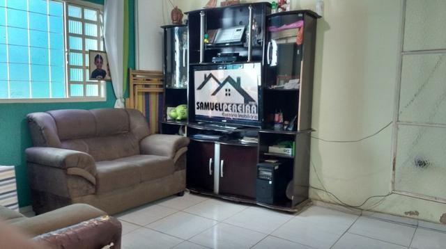 Samuel Pereira oferece: Casa de 3 quartos 1 suite Hidromassagem Laje AR 09 Sobradinho II