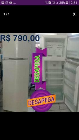 Geladeira Consul fros free desapega