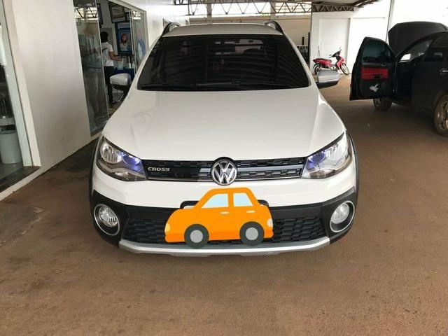 VW saveiro cross cabine dupla 15/15