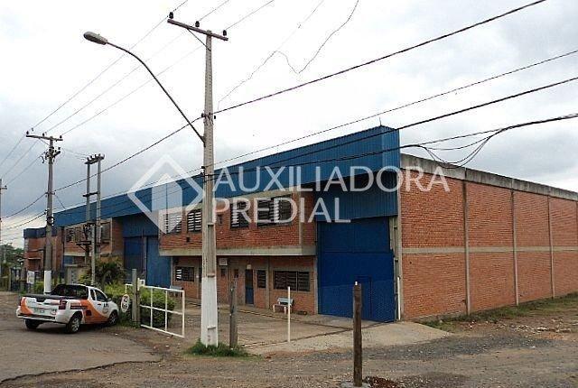 Galpão/depósito/armazém para alugar em Distrito industrial, Cachoeirinha cod:255197 - Foto 3