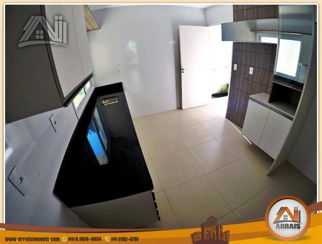 Vendo casa Duplex em Condomínio c/ 3 suites no Eusébio - Foto 9