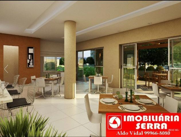 ARV - Apartamento 60m² 2Q com Quintal 33m² Próximo a toda Infraestrutura Lazer e Comercio - Foto 6