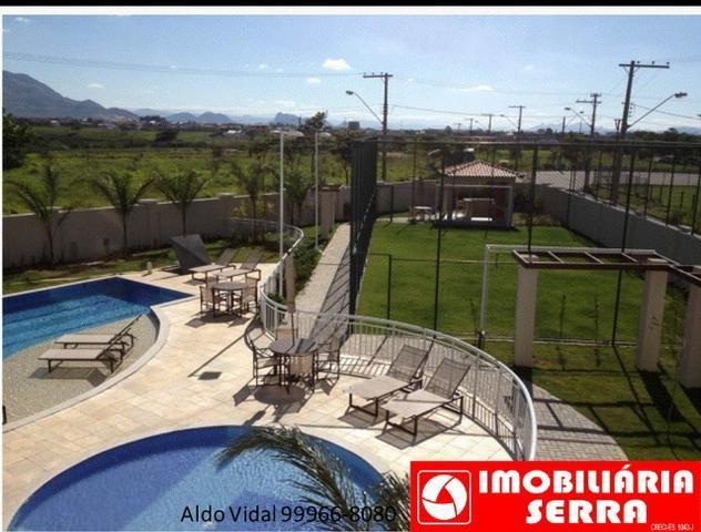 ARV - Apartamento 60m² 2Q com Quintal 33m² Próximo a toda Infraestrutura Lazer e Comercio - Foto 11