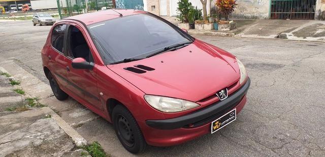 Peugeot 2004 completo financiamento com score baixo - Foto 18