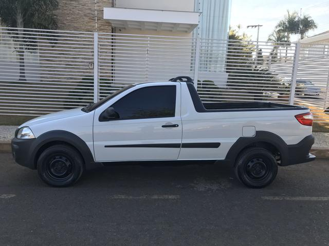 Fiat - strada working 1.4 cs completa