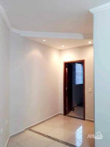 Casa à venda, bem localizada - nova esperança/pr - Foto 11