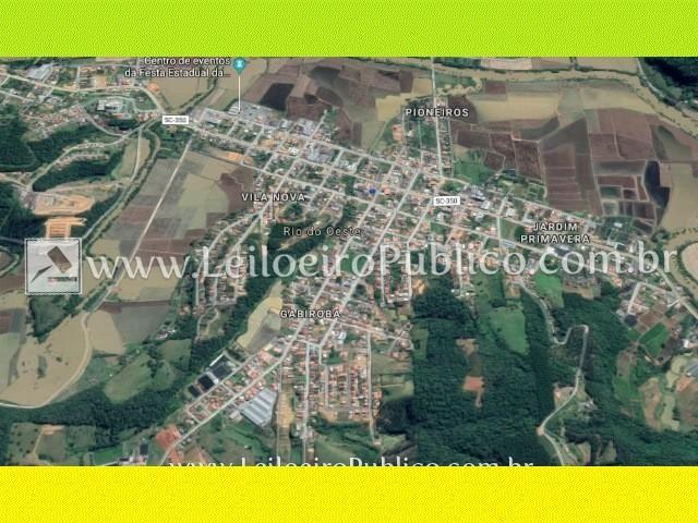Rio Do Oeste (sc): Terreno Rural 101.343,75 M² dxjfp wfckh - Foto 4