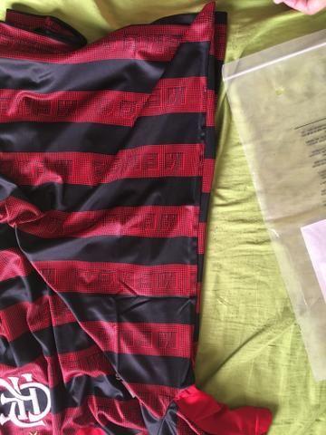 Camisa Flamengo 70 reais - Foto 3