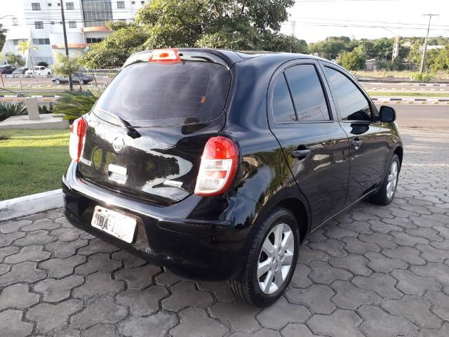Nissan March 1.6 Sv Flex 2013 - Completissímo - Foto 6