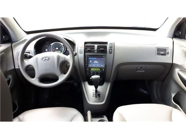 Hyundai Tucson 2.0 mpfi gls 16v 143cv 2wd flex 4p automático - Foto 4