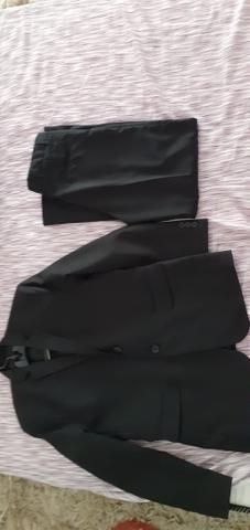 Terno e calça