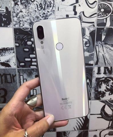 Celular Xiaomi Redmi Note 7 64GB Versão Global Branco - Foto 4