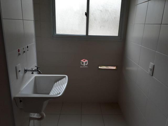 Apartamento duplex para aluguel, 3 quartos, 1 vaga, são vicente - mauá/sp - Foto 3