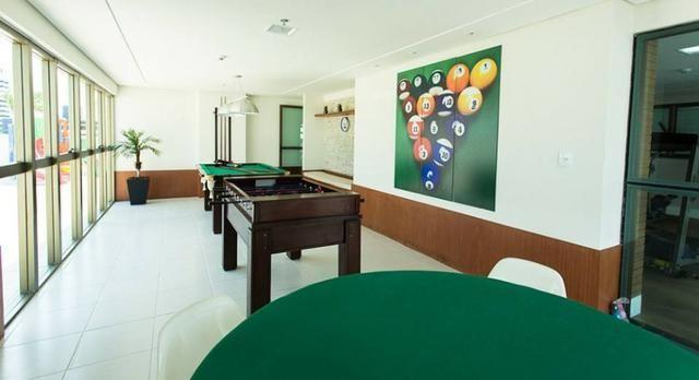 Apartamento com 3/4 e 117m² - Jardins de Lagoa Nova - Foto 2