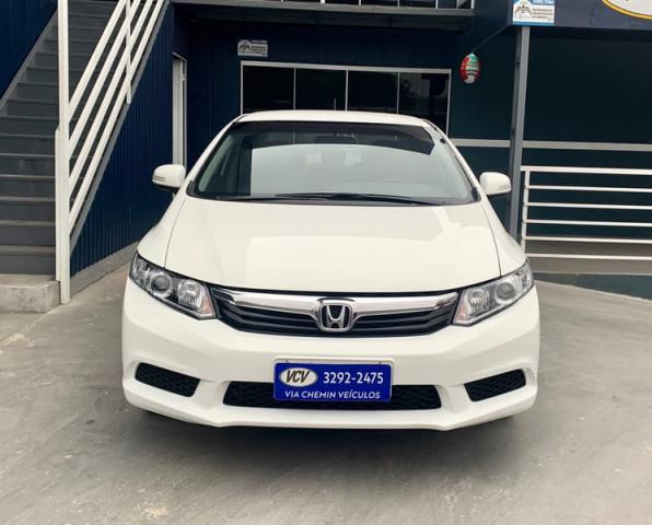 Honda Civic LXL 1.8 Flex - Completo 2012 ! - Foto 2