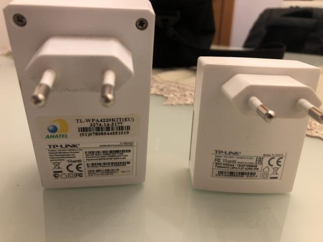 TP-Link - Powerline - Usa rede elétrica como rede de dados - Foto 2