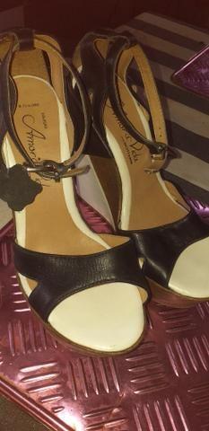 Vendo sapato Plataforma - Foto 2