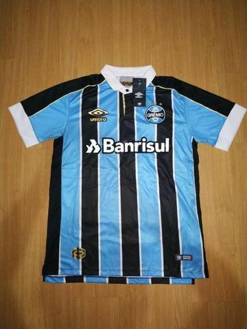 Camisa Grêmio nº1 2019