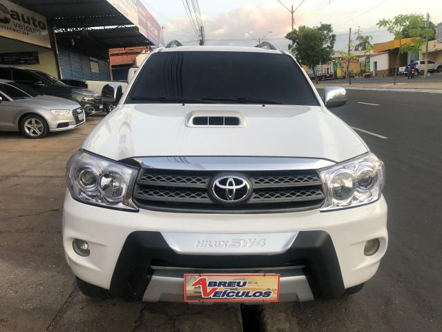 TOYOTA HILUX SW4 2011/2011 3.0 SRV 4X4 7 LUGARES 16V TURBO INTERCOOLER DIESEL 4P AUTOMÁTI