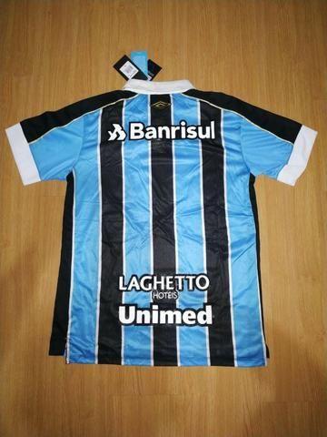 Camisa Grêmio nº1 2019 - Foto 2