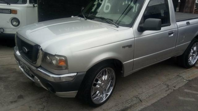Ford Ranger com kit gnv ano 95