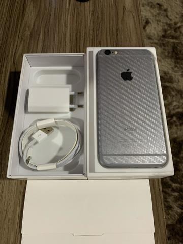 IPhone 6s Silver 16 GB Parcelo No Cartão