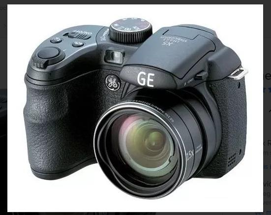 Câmera Fotográfica Ge X5