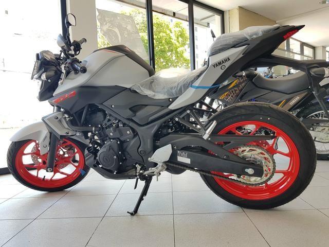 Yamaha MT 03 ABS com taxa ZERO Victor Sousa