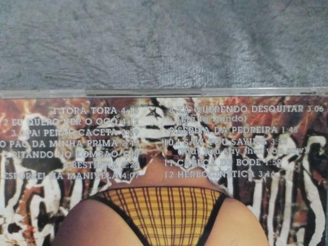 CD dos Raimundos - Foto 3