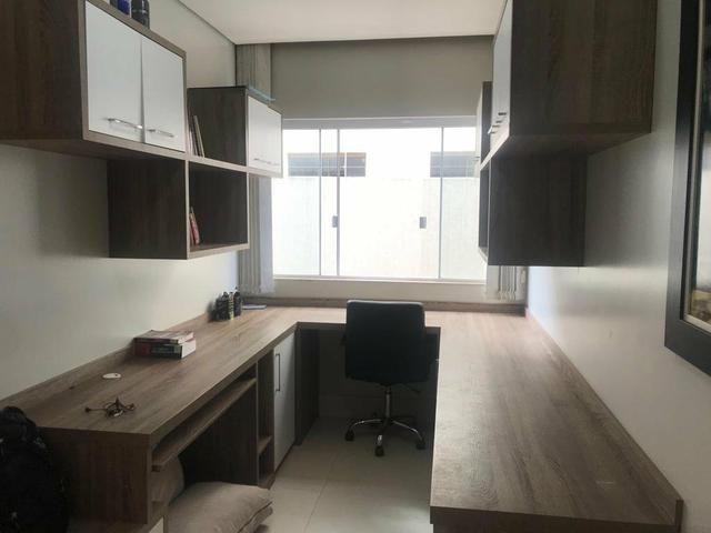 Vicente Pires Rua 2 Casa 3 qts 3 suítes 3 closets condomínio só 730mil Ac Imóvel - Foto 6