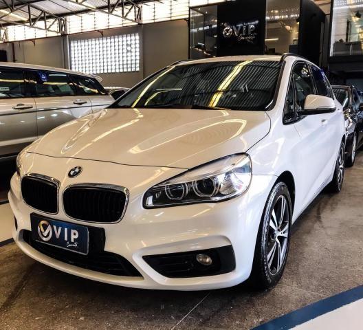 BMW 220I 2015/2016 2.0 CAT GP 16V TURBO ACTIVEFLEX 4P AUTOMÁTICO