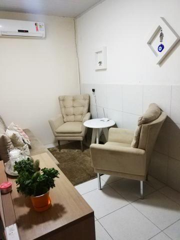 Sala disponível para alugar